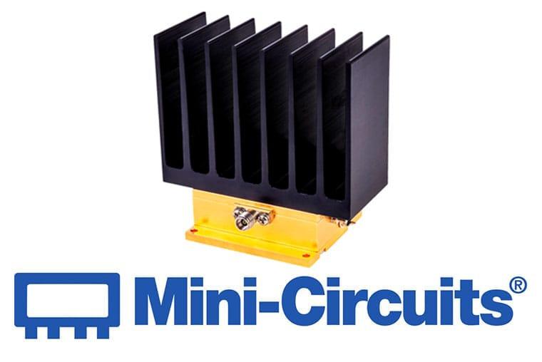 Mini-Circuits - Medium Power, High Gain Amplifier