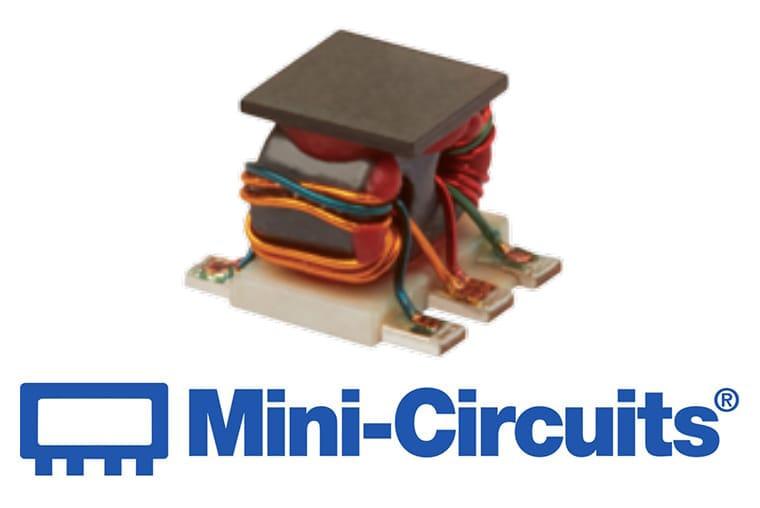 Mini Citcuits - Kleiner Übertrager mit weitem Frequenzbereich<br>TC1-1T-152X+
