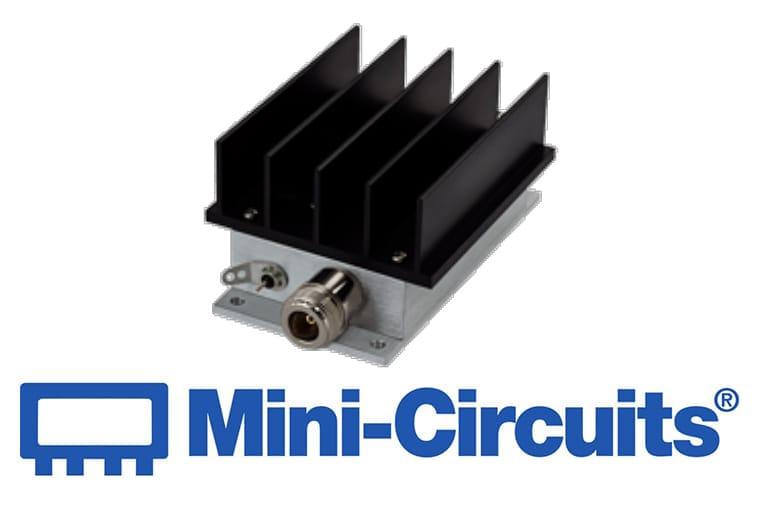 Mini Citcuits - Kompakter Verstärker von 0,0025 bis 500 MHz<br>ZHL-6A-N+
