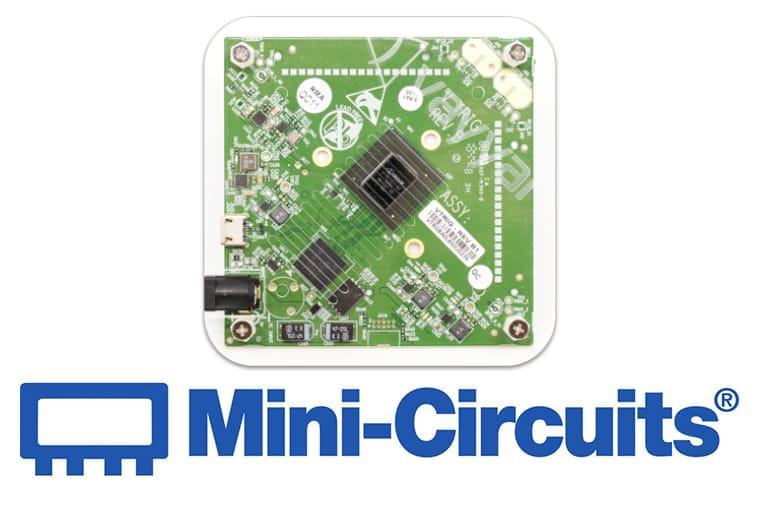 Mini Citcuits - 4D Millimeter Wave Designer Kit von Mini-Circuits und Vayyar<br>VTRIG-74