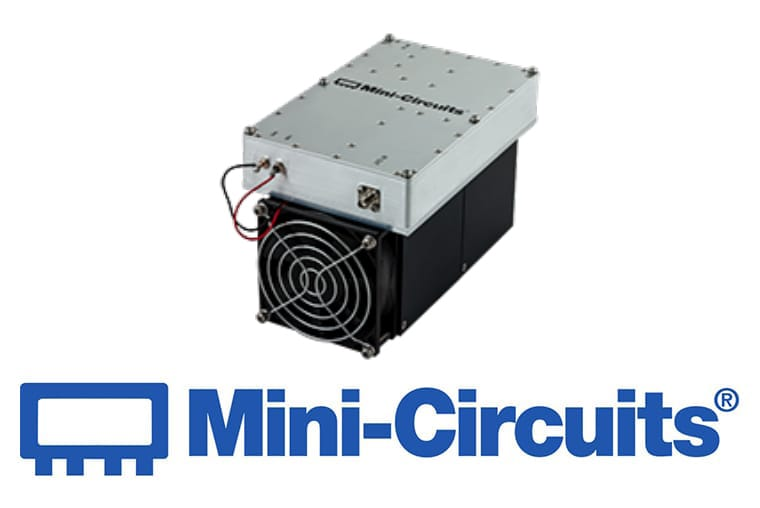 Mini Citcuits - Breitbandiger Verstärker von 600 bis 6000 GHz<br>ZHL-5W-63-S+