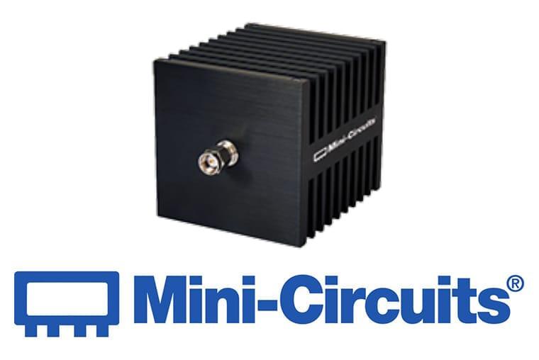 Mini Citcuits - Hochlastfähiger Abschlusswiderstand mit SMA-Anschluss<br>TERM-25W-183S+