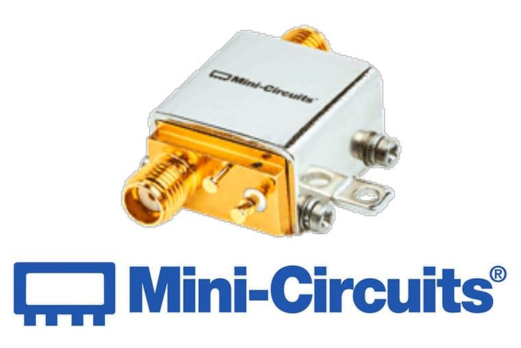 Mini Citcuits - Untra-Wideband Verstärker, extrem rauscharm<br>ZX60-02603LN+