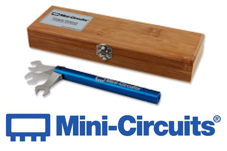 Mini Citcuits - Handlicher Drehmomentschlüssel für verschiedene Koaxial-Sechskant-Anschlüsse<br>TRQ-516-08