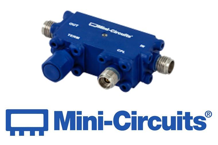 Mini Citcuits - 10-dB-Richtkoppler mit weitem Frequenzbereich<br>ZCDC-06263-S+