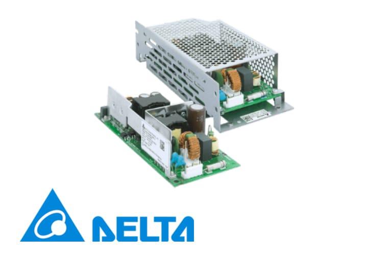 Mini Citcuits - DELTA`s PJB – Series mit und ohne Gehäuse erhältlich<br>EN/IEC 62368-1/ 60950-1