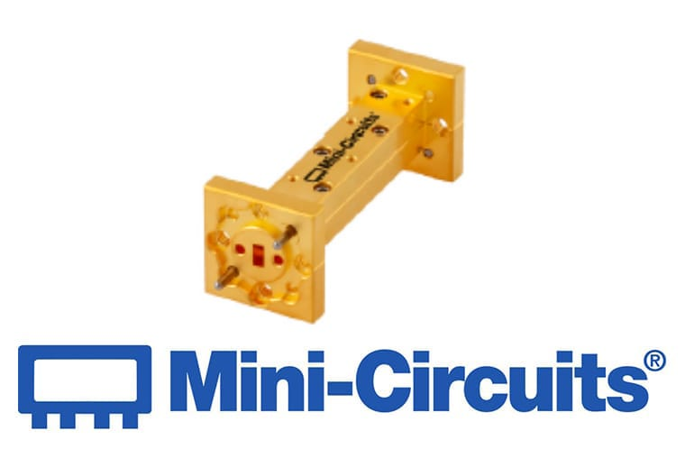 Mini Citcuits - Waveguide Bandpass Filter mit Durchlassbereich 57,2 – 65,9 GHz<br>WVBP-613-WR15+