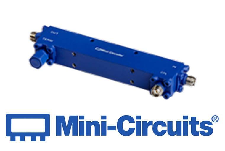 Mini Citcuits - Direktkoppler mit extrem weitem Frequenzbereich von 1 – 26,5 GHz<br>ZCDC10-01263+