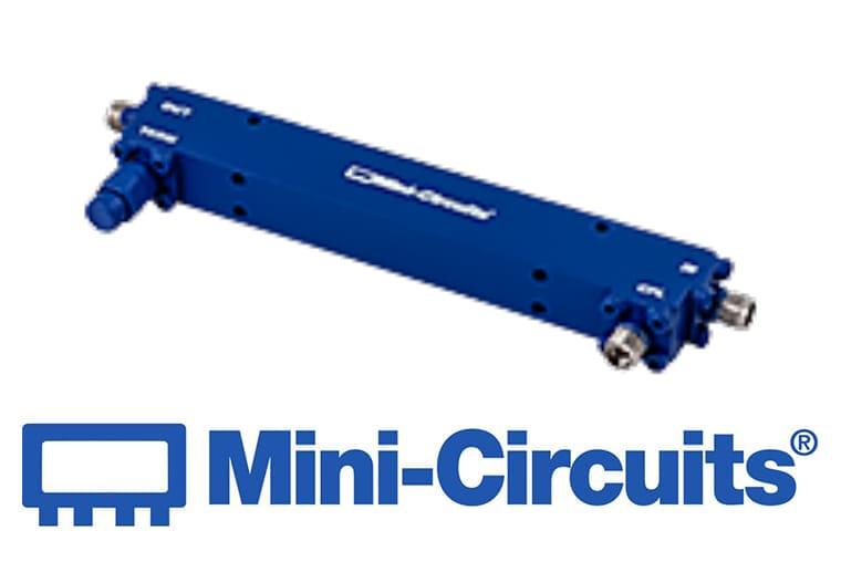 Mini Citcuits - Ultra-Breitband 10 dB Richtkoppler  von 0,5 – 40 GHz<br>ZCDC10-K5R44W+