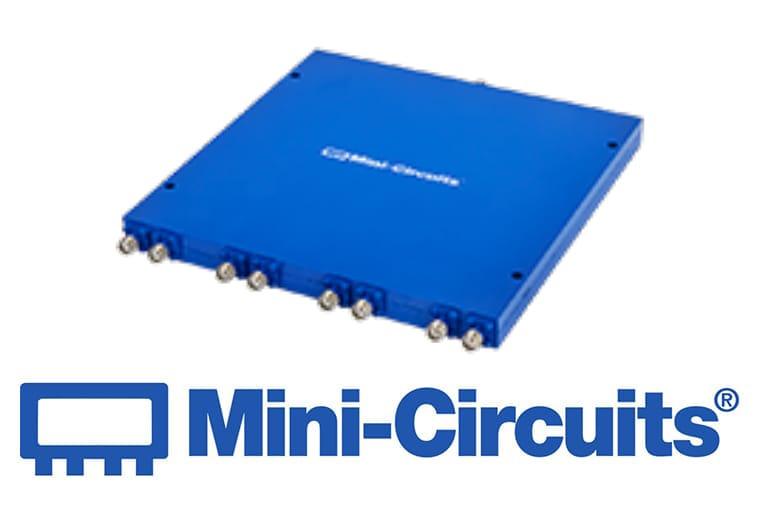 Mini Citcuits - 8-Wege Power Splitter, 500 – 18000 MHz