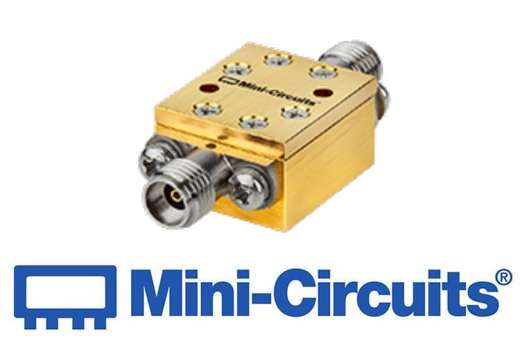 Mini Citcuits - Reflektionsfreies Hochpassfilter mit einem Stoppband von DC – 8,7 GHz und einem Passband von 11,6 – 30 GHz <br>ZXHF-K1162+