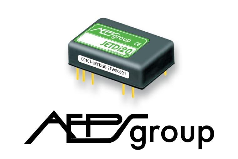"Mini Citcuits - DC/DC-Wandler der JEDis-Serie<br>""Low-Cost"" meets ruggedized ultrawide input"