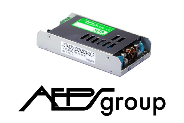 "Mini Citcuits - JETA-LP Series – ruggedized Power Supplies<br>Fanless ""low-Cost"" Versions"
