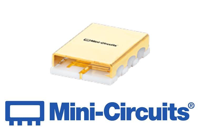 Mini Citcuits - Dünnfilm-Bandpassfilter mit Durchlassbereich von 6300 – 9200 MHz<br>ABF-7R75G+