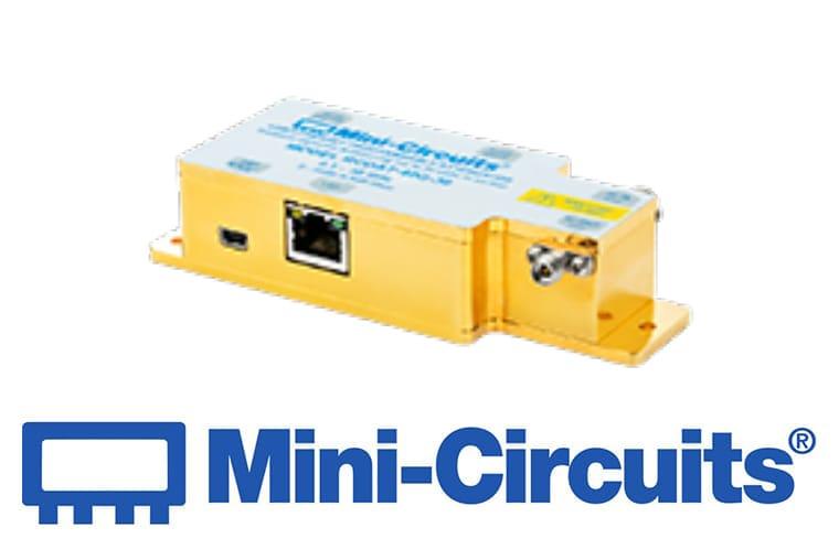 Mini Citcuits - Programmierbares Dämpfungsglied von 0 – 31,5 dB<br>RCDAT-50G-30